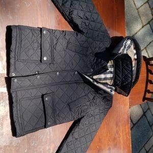 Burberry Childrens Coat 6y